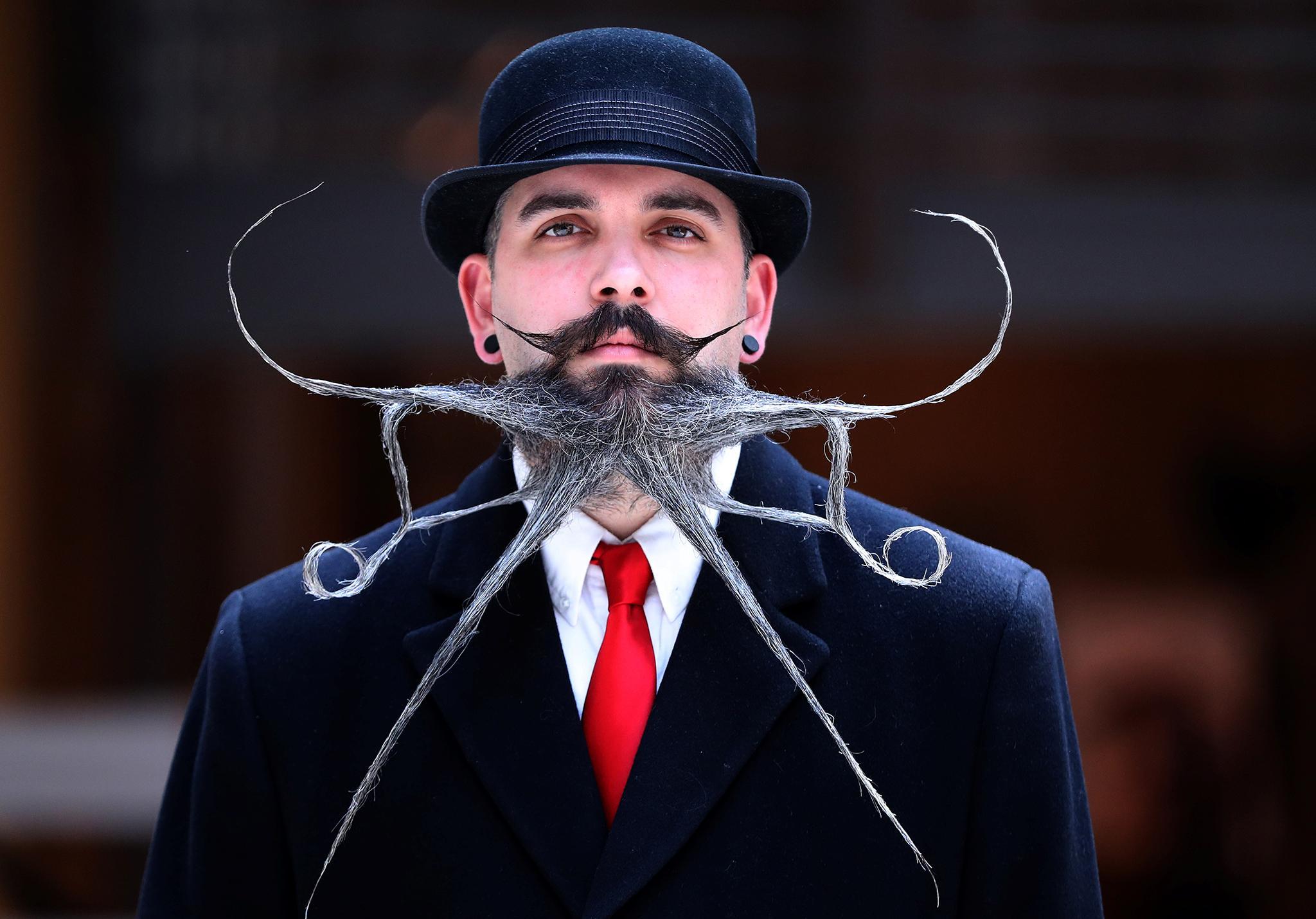 Marvelous Worlds Best Beards Compete In Antwerp The Independent Schematic Wiring Diagrams Amerangerunnerswayorg