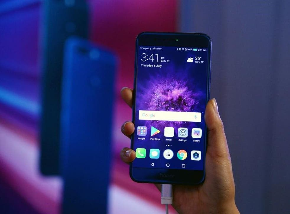 Some Huawei customers are concerned that their phones will no longer have access to all the features provided by Google's Android operating system
