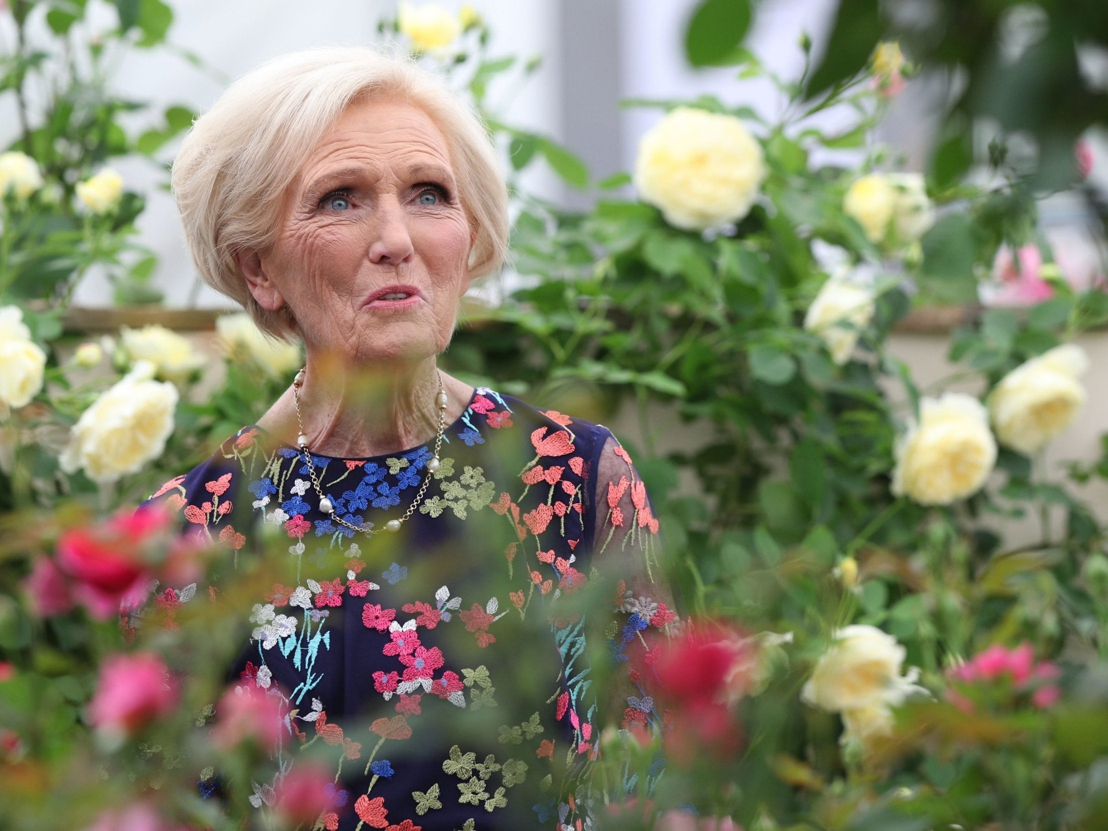 Chelsea Flower Show: Celebrity guests at annual garden event, from Mary Berry to Judi Dench