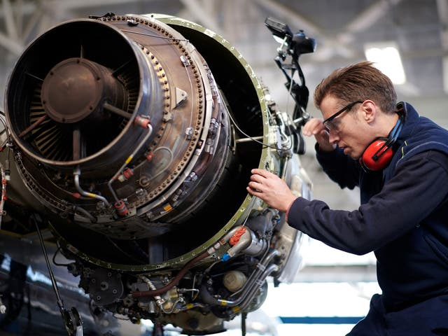 Less than half of those surveyed knew Frank Whittle from Coventry made the very first jet engine in 1928