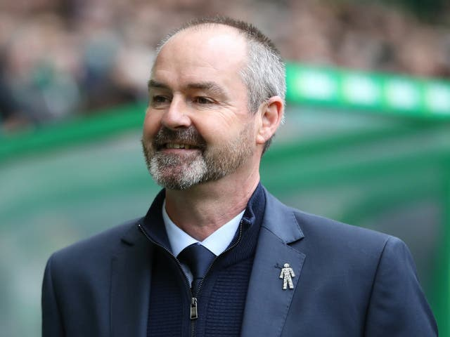 Steve Clarke has been named Scotland manager on a three-year deal