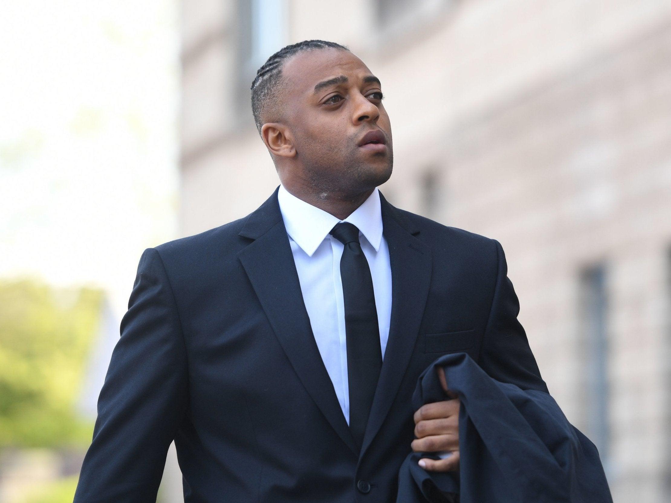 JLS star Oritse Williams says he was 'taken advantage of' by