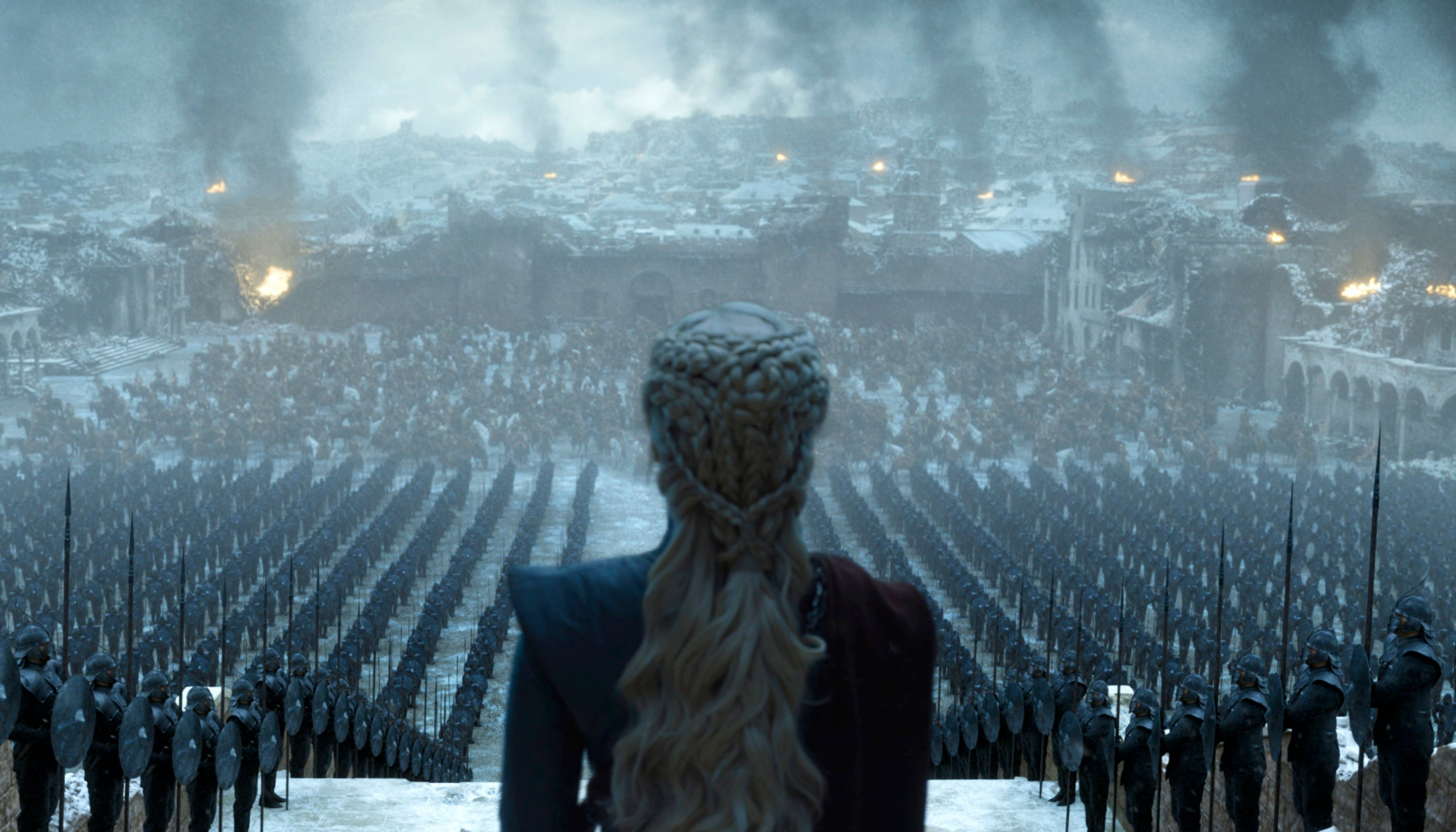 Slavoj Zizek: Game of Thrones played to fears of revolution and political women and left us no better off than before