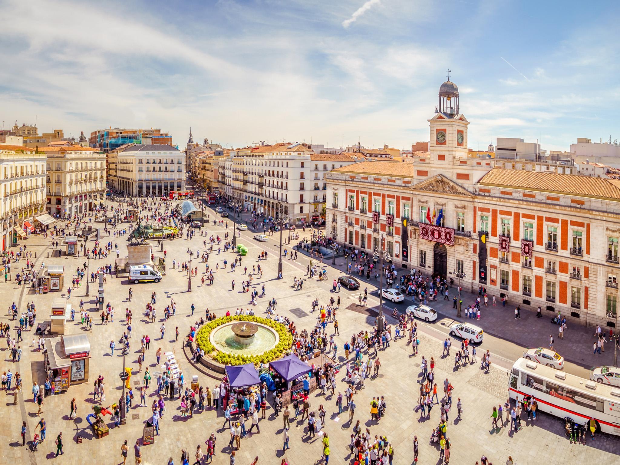 2. Madrid, Spain