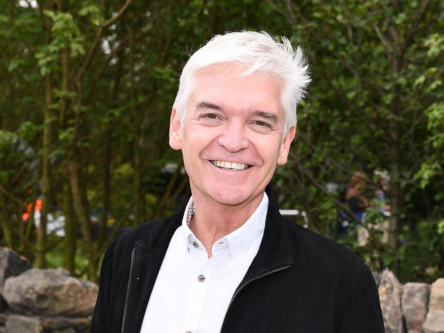 Phillip Schofield reveals he can be heard laughing on episode of Friends