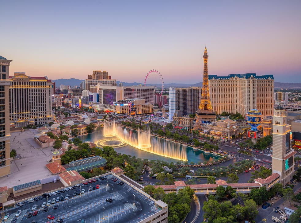 Las Vegas hotels are known for adding resort fees