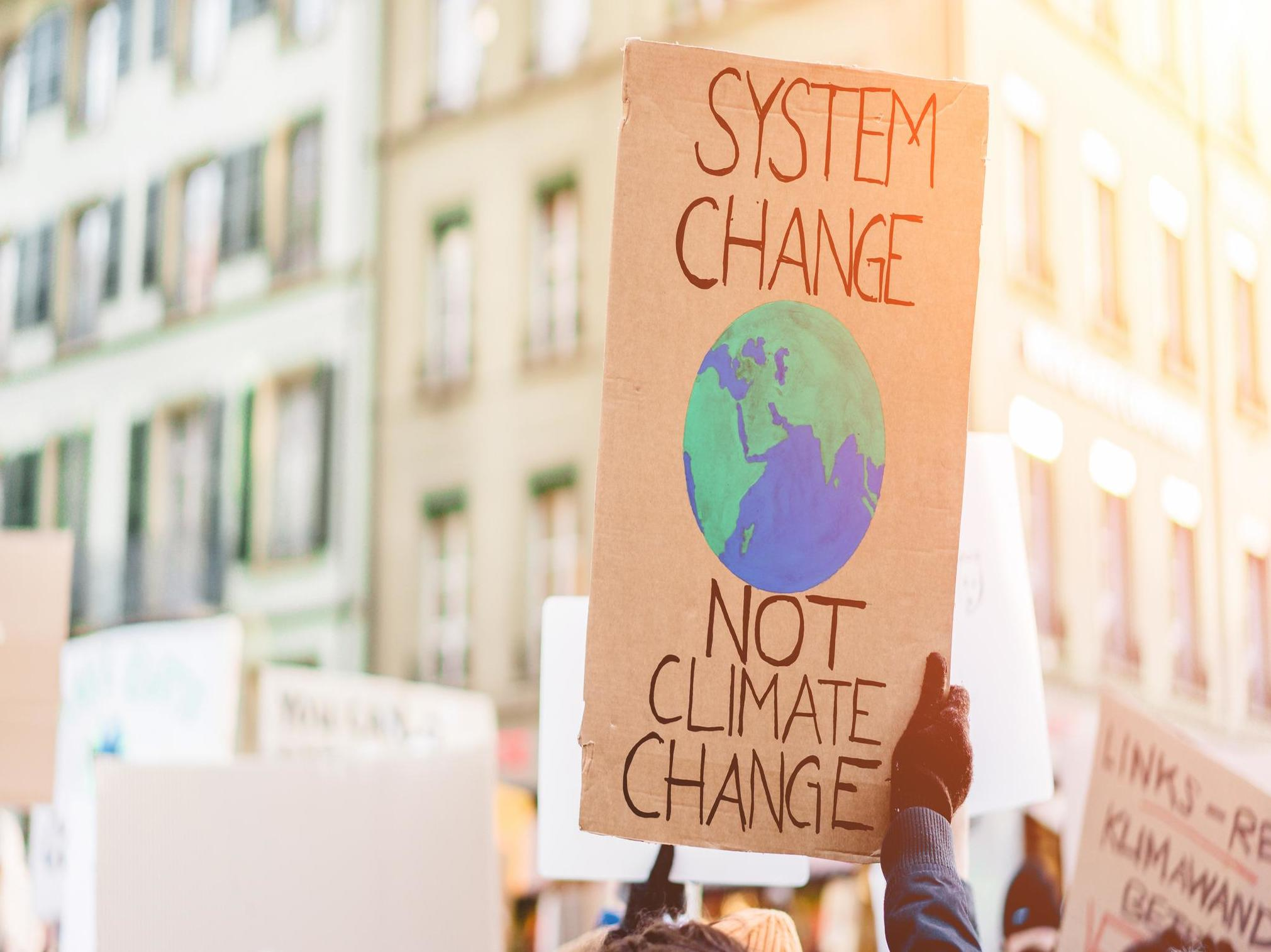 Climate change: Why we need a fundamental shift in how we think about this crisis