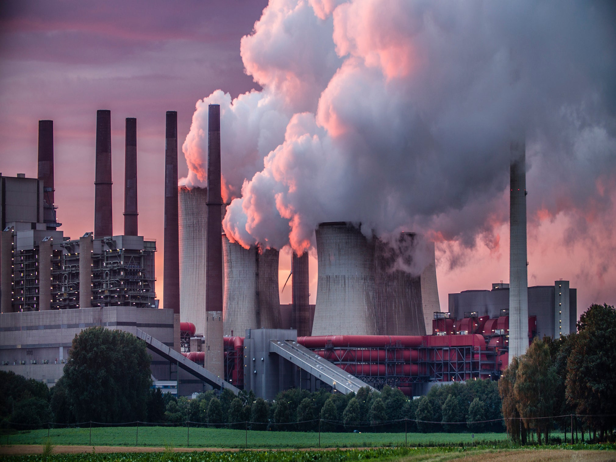 Britain has 30 years to cut emissions – after Brexit we must lead the world on climate change