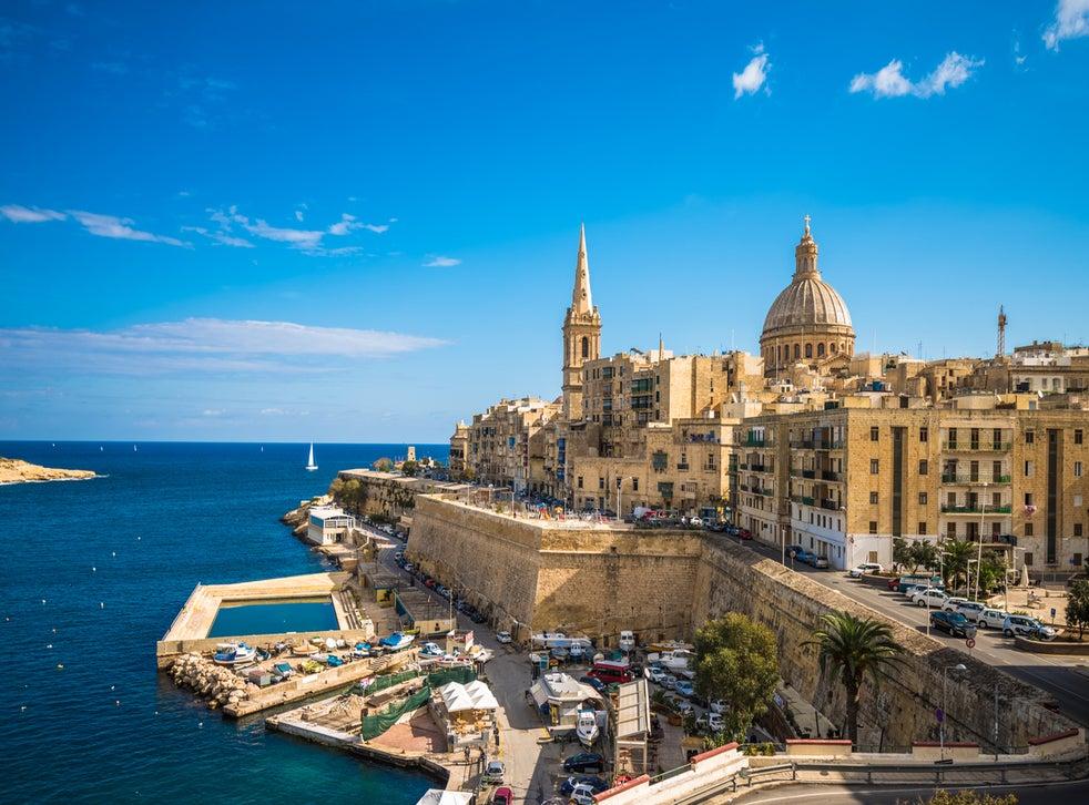 Malta Named Best Destination For Lgbt Travellers The Independent The Independent