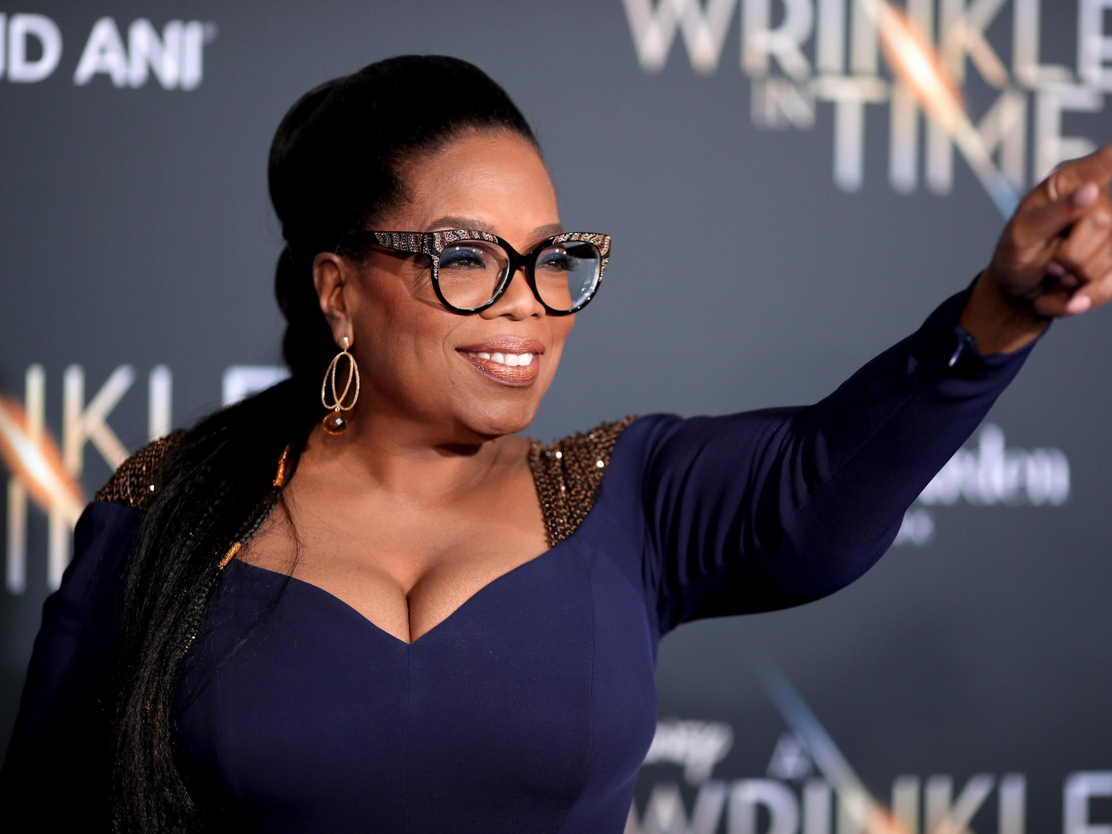 Oprah fact-checks Instagram user who calls on her to pay off student debts