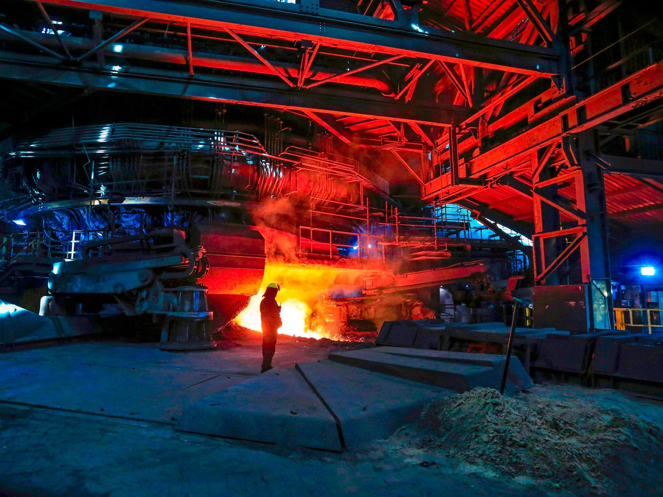British Steel: Hundreds of jobs could be cut to raise productivity