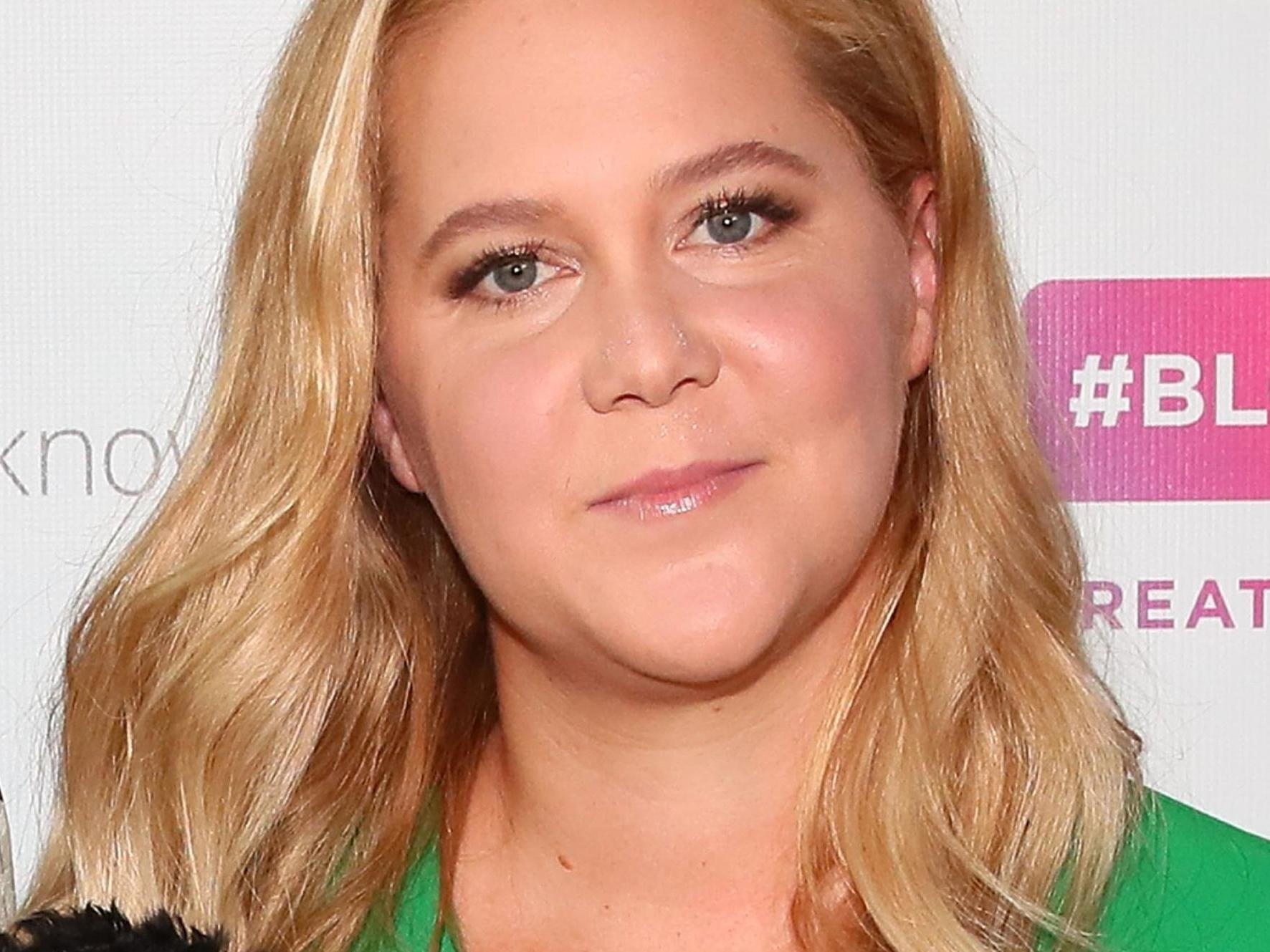 Amy Schumer hits back at critics who shamed her for returning to work two weeks after giving birth