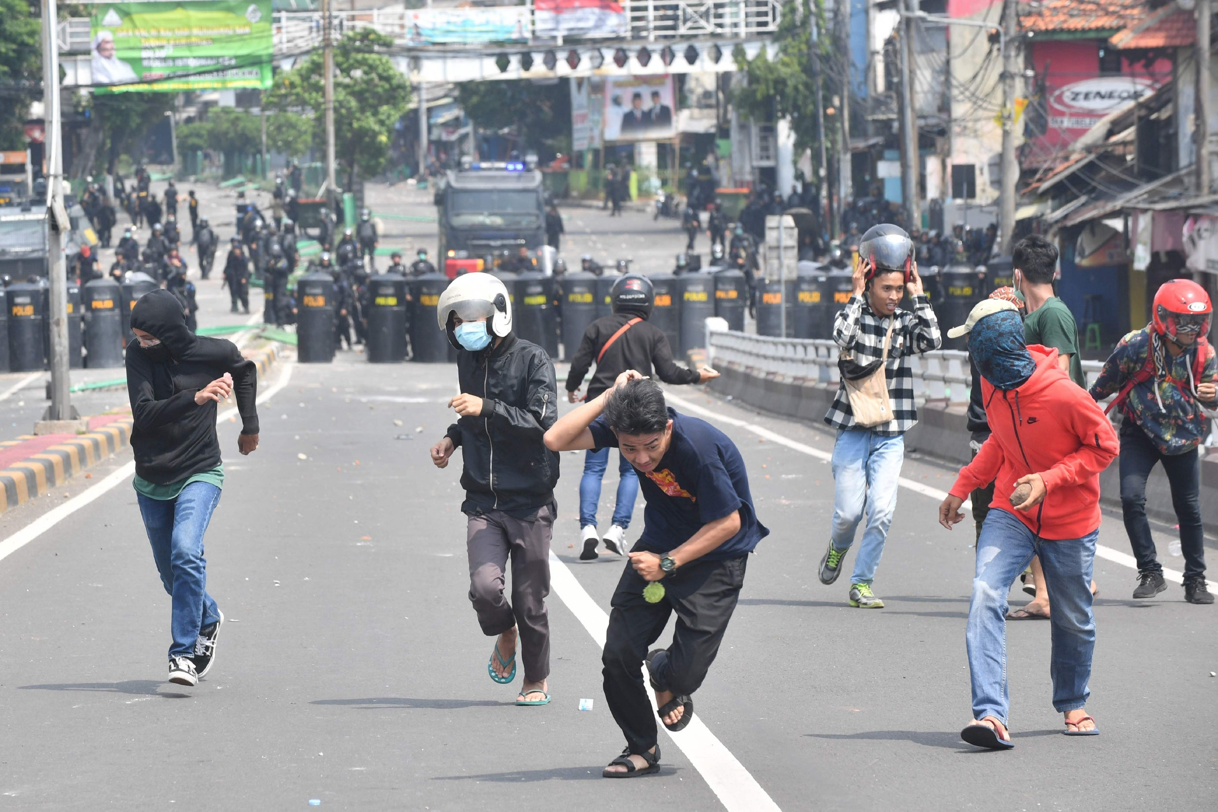 Indonesia travel: Is it safe to visit during riots and political unrest?
