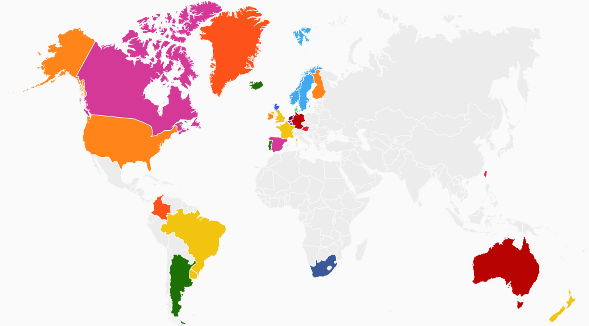 LGBT+ rights: Th countries where same- marriage is legal ... on map of europe, map of oceans, map of canada, map of united kingdom, map of hemispheres, map of world, map of africa, map of continents, map of germany, map of philippines, map of romania, map of states, map of greece, map of bangladesh, map of mexico, map of brazil, map of asia, map of country, map of italy,