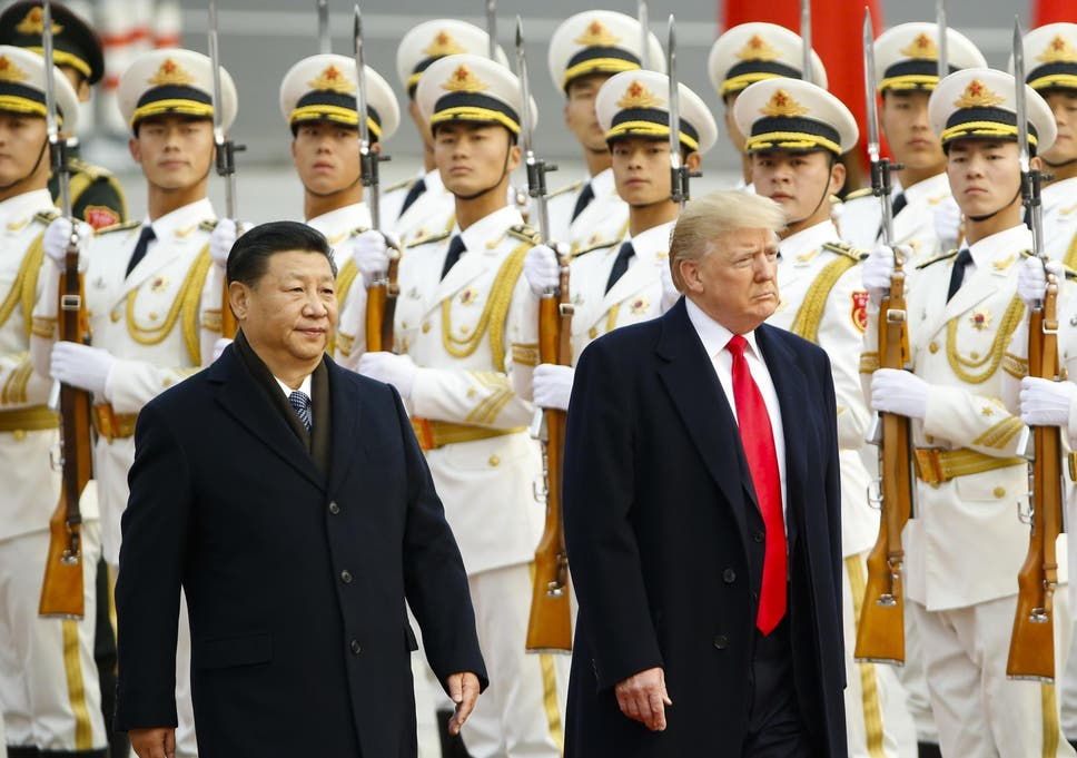 Trump administration considers blacklisting another major Chinese