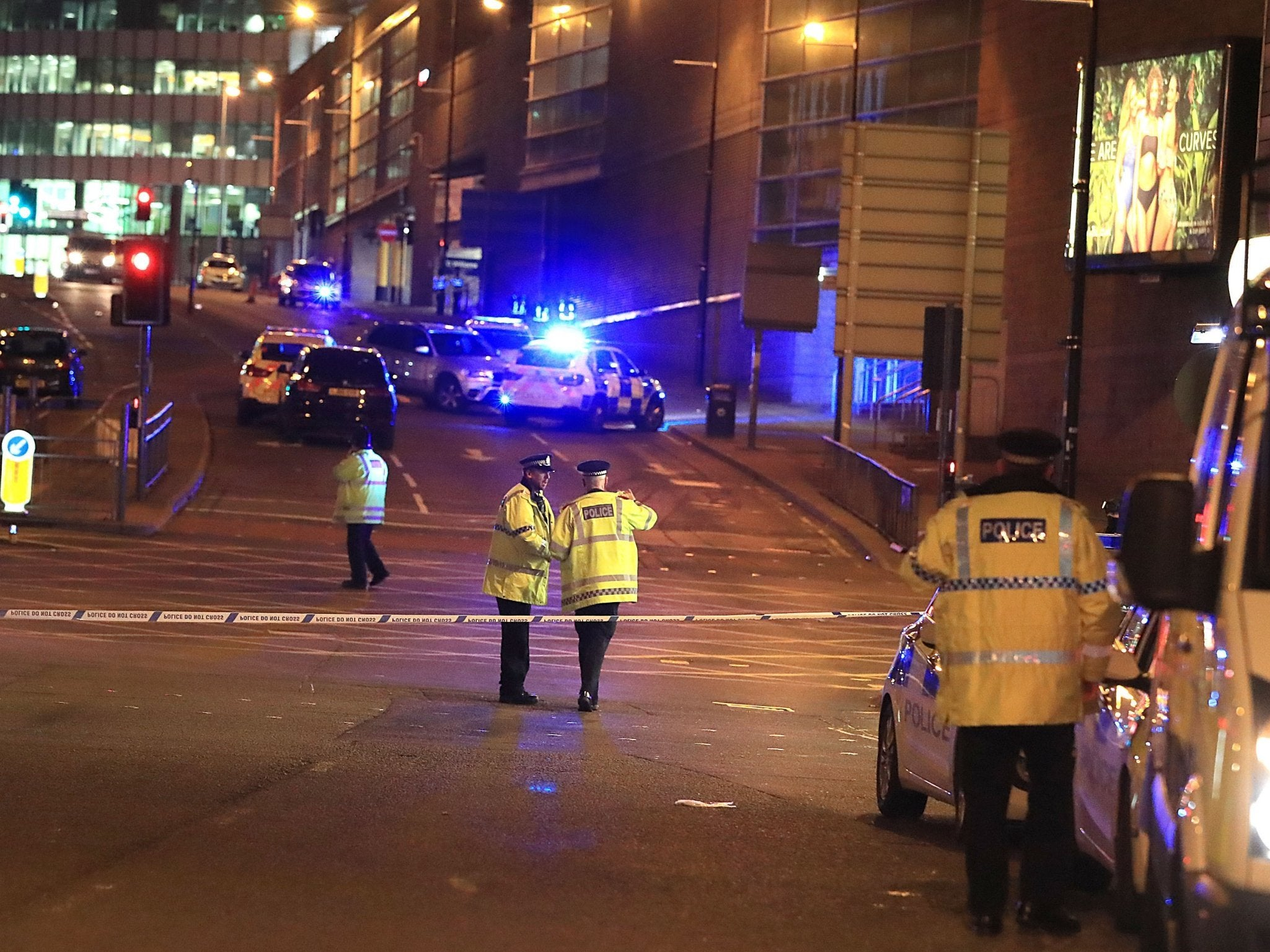Police officer 'just missed' Manchester Arena bomber's arrival after taking two-hour dinner break