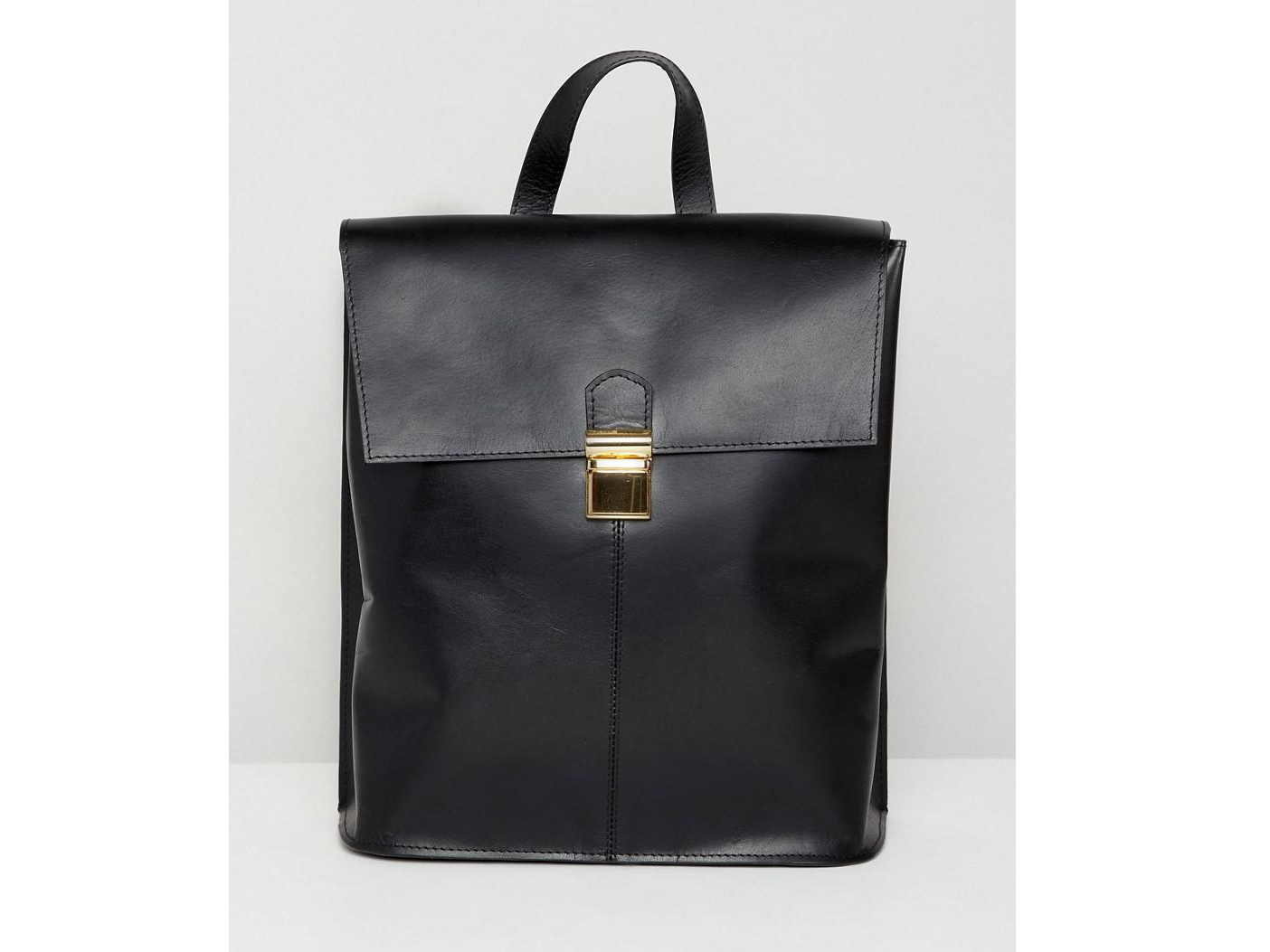 130ddbce14a Best women's leather backpacks that are full of practical features ...