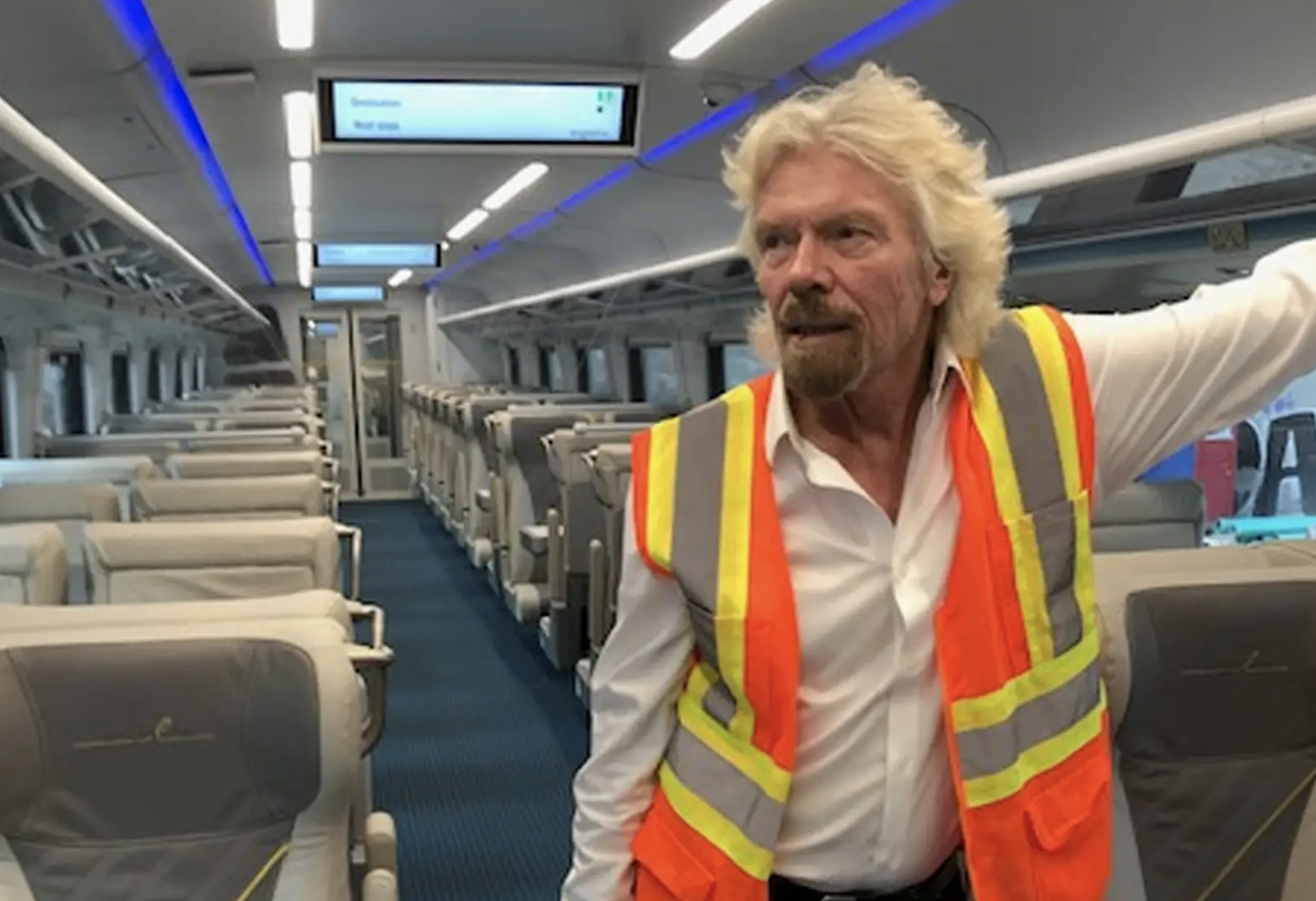 Virgin Trains expands in the US as it prepares to exit UK