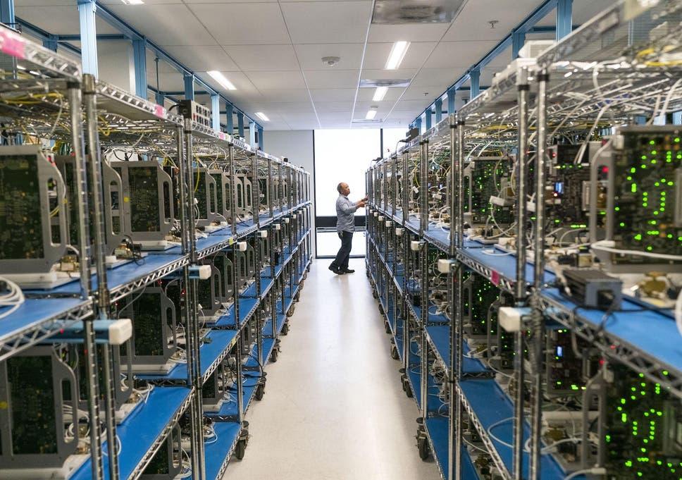 Inside Apple's top secret testing facilities where iPhone