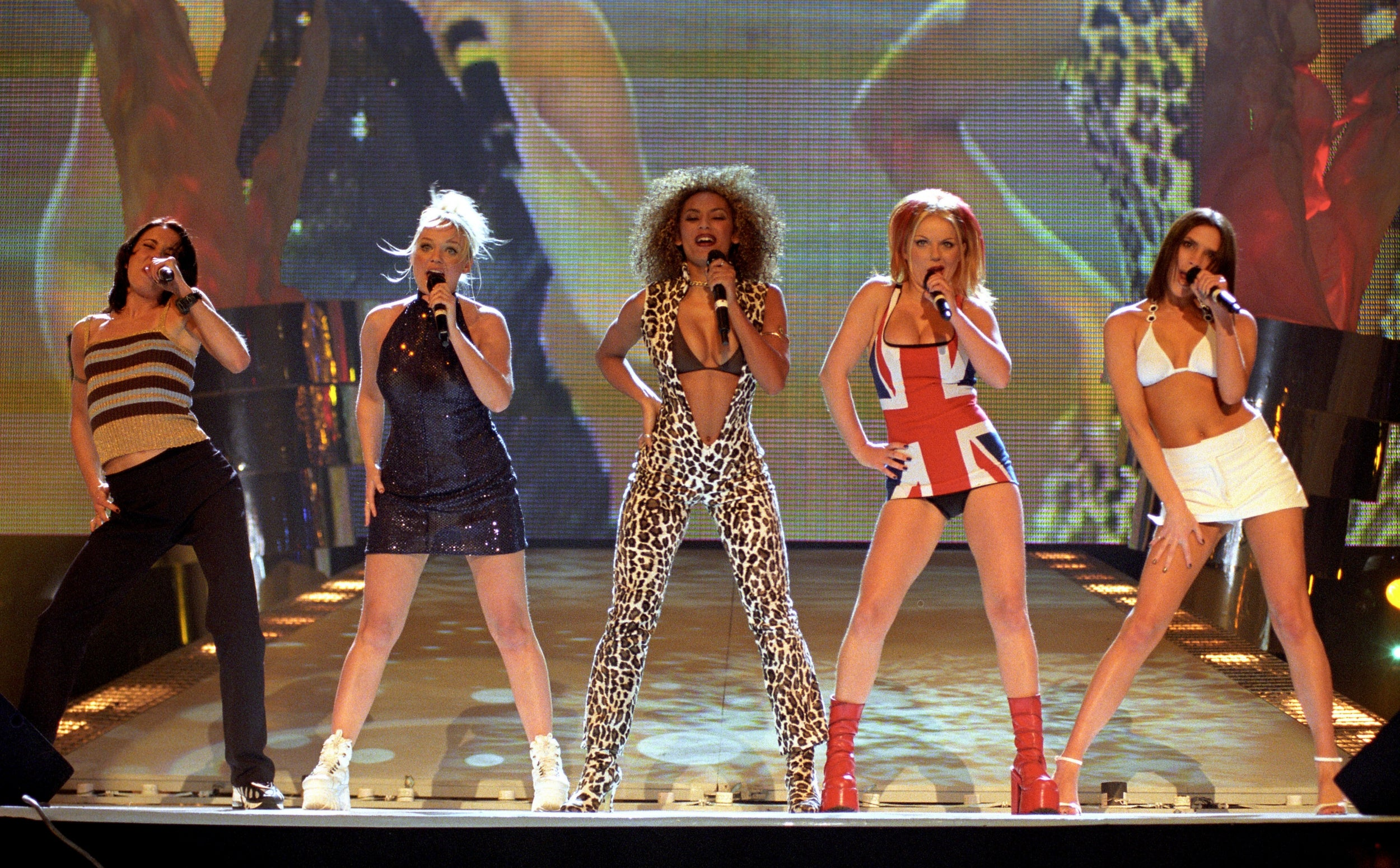 Spice Girls at Wembley Stadium, review: Less glitter and