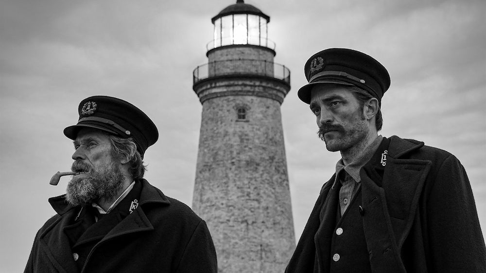 The Lighthouse: Robert Pattinson discusses 'ferocious masturbation scene'
