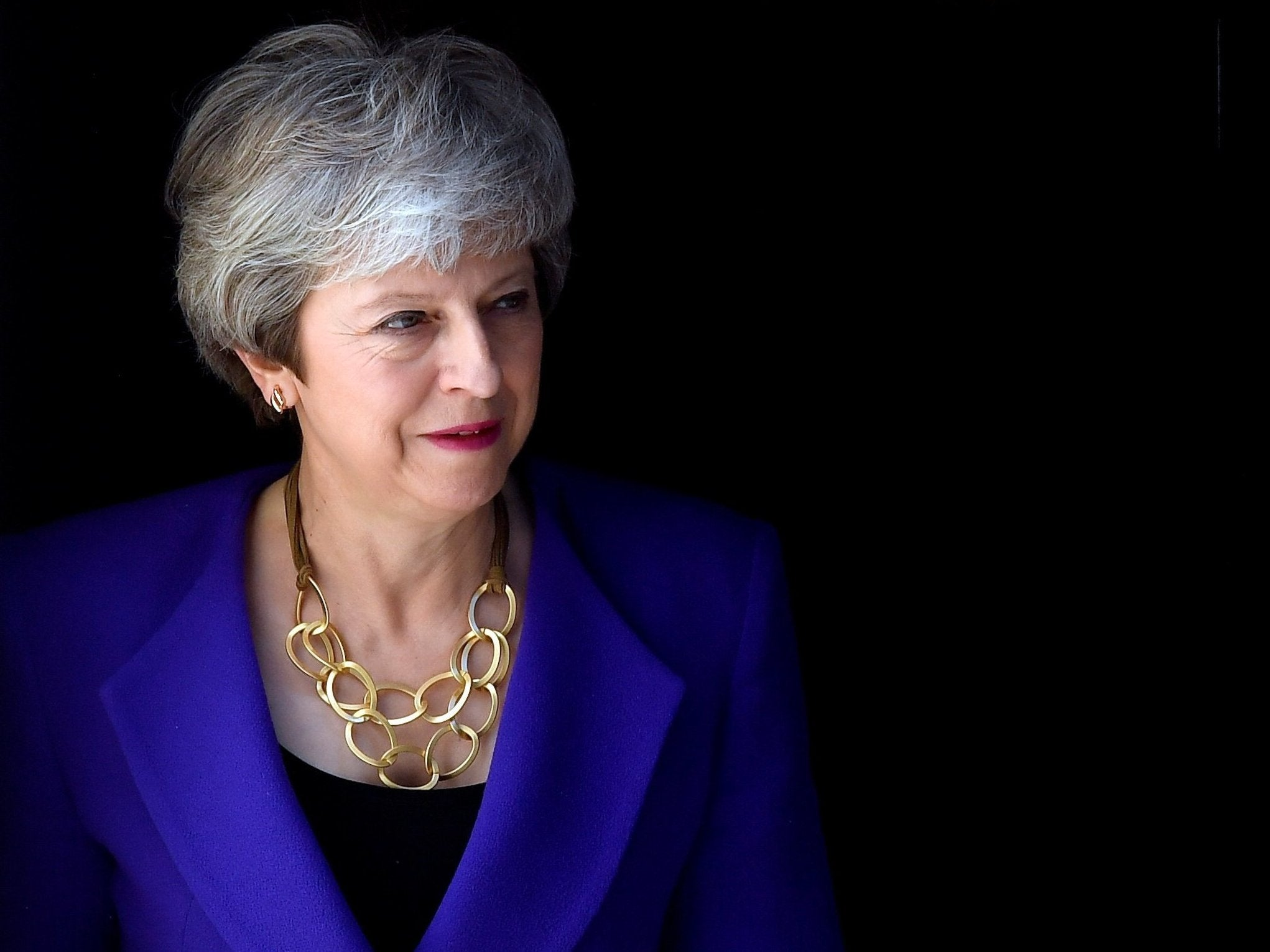 Spare your tears for Theresa May – she doesn't deserve an ounce of sympathy