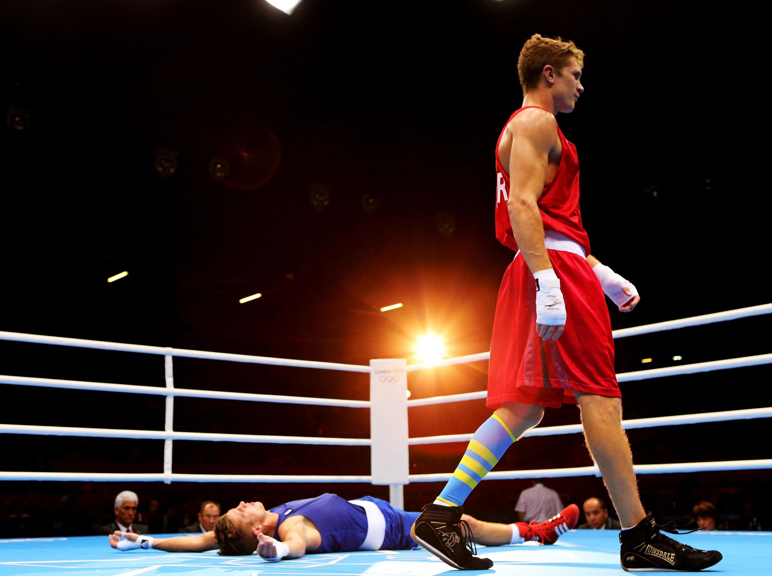 IOC Suspends AIBA And Appoints Special Task Force To Run