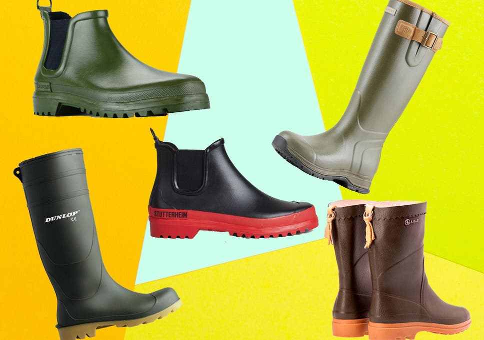 582fc34fdcd Best festival wellies that are comfortable, waterproof and durable