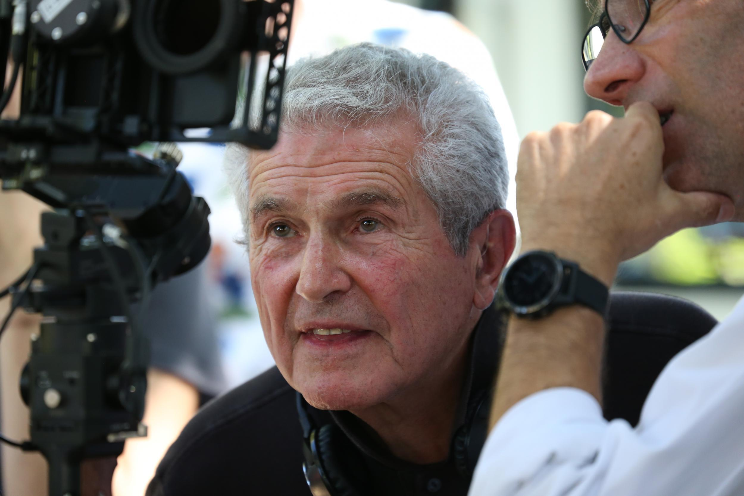 Cannes Film Festival Screens Claude Lelouch Movie Part Shot on iPhone