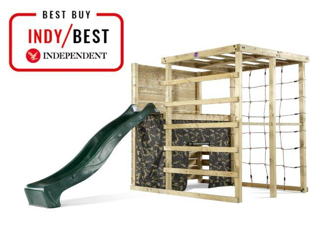 Best Climbing Frame For Your Kids From Walls To Slides And Ropes