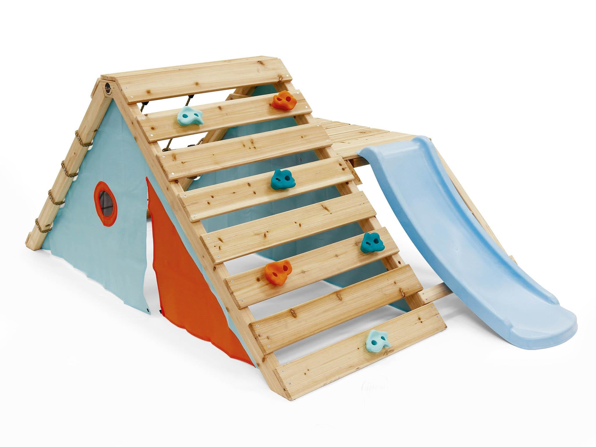 Best climbing frame for your kids: From walls to slides and ropes