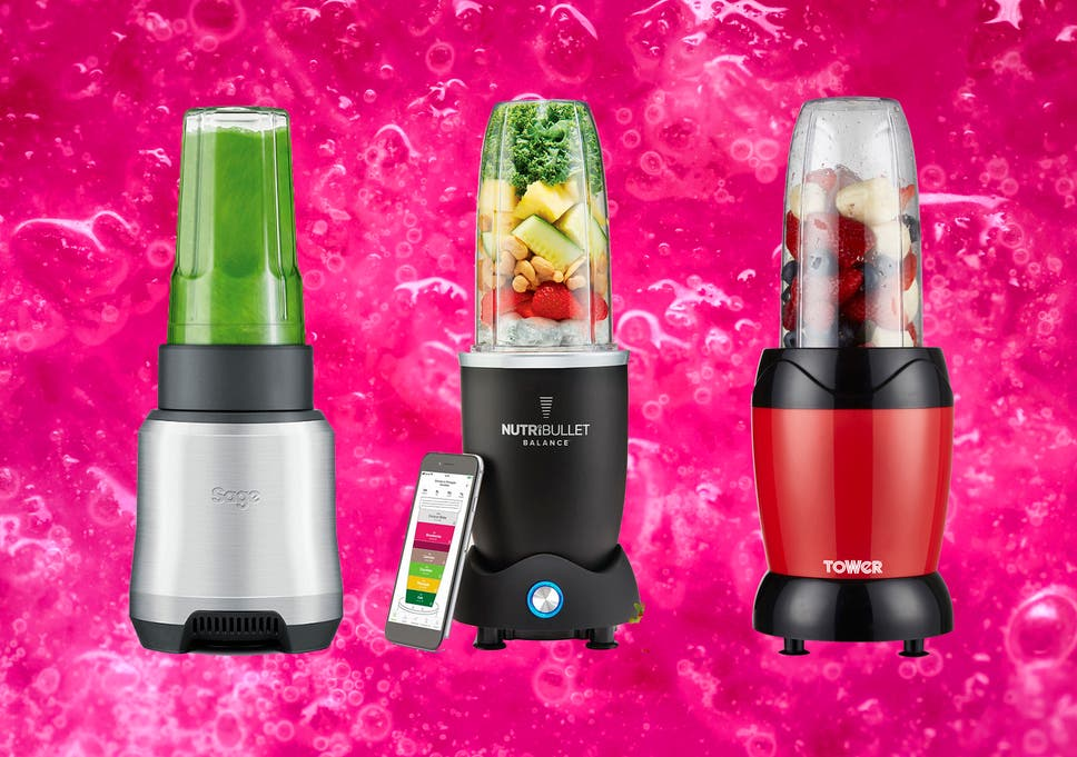 9 Best Bullet Blenders To Make A Speedy Smoothie The