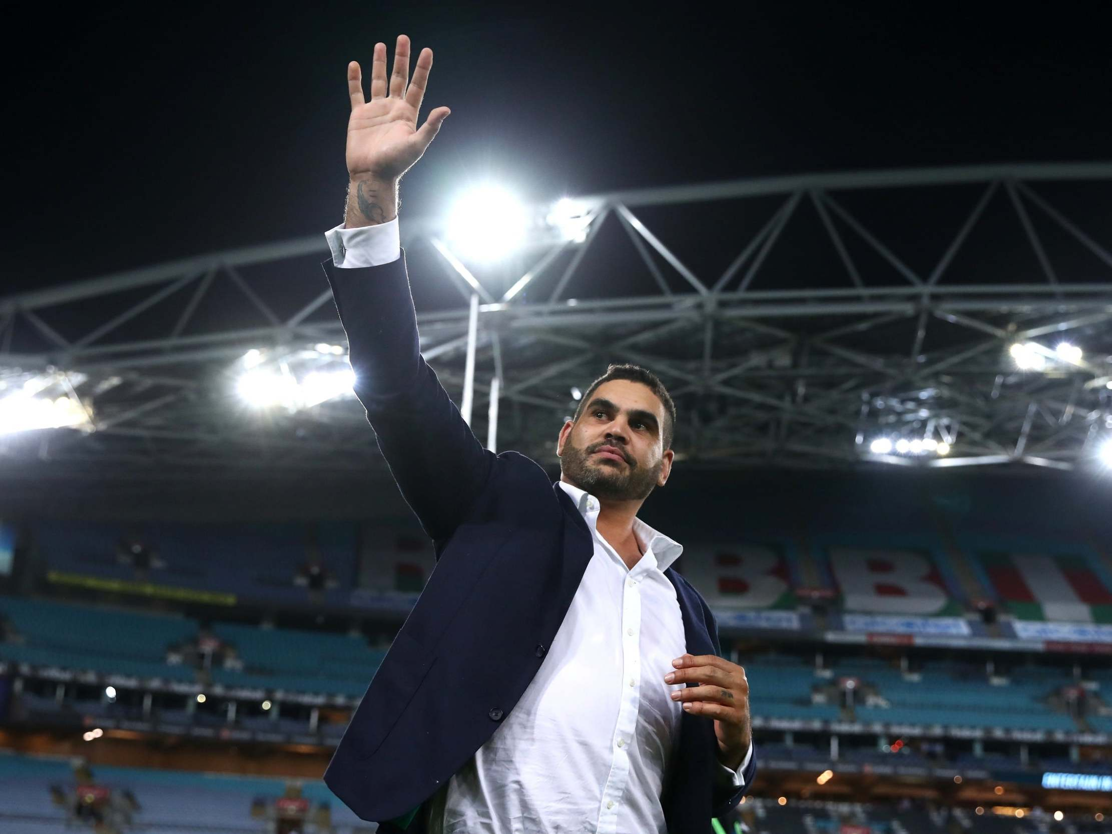 Greg Inglis enters mental health care facility two months after retirement, confirm South Sydney Rabbitohs