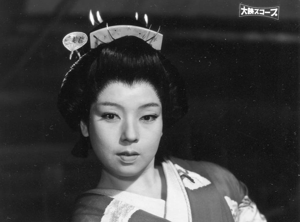 Kyo in 'Onna to Kaizoku' from 1959