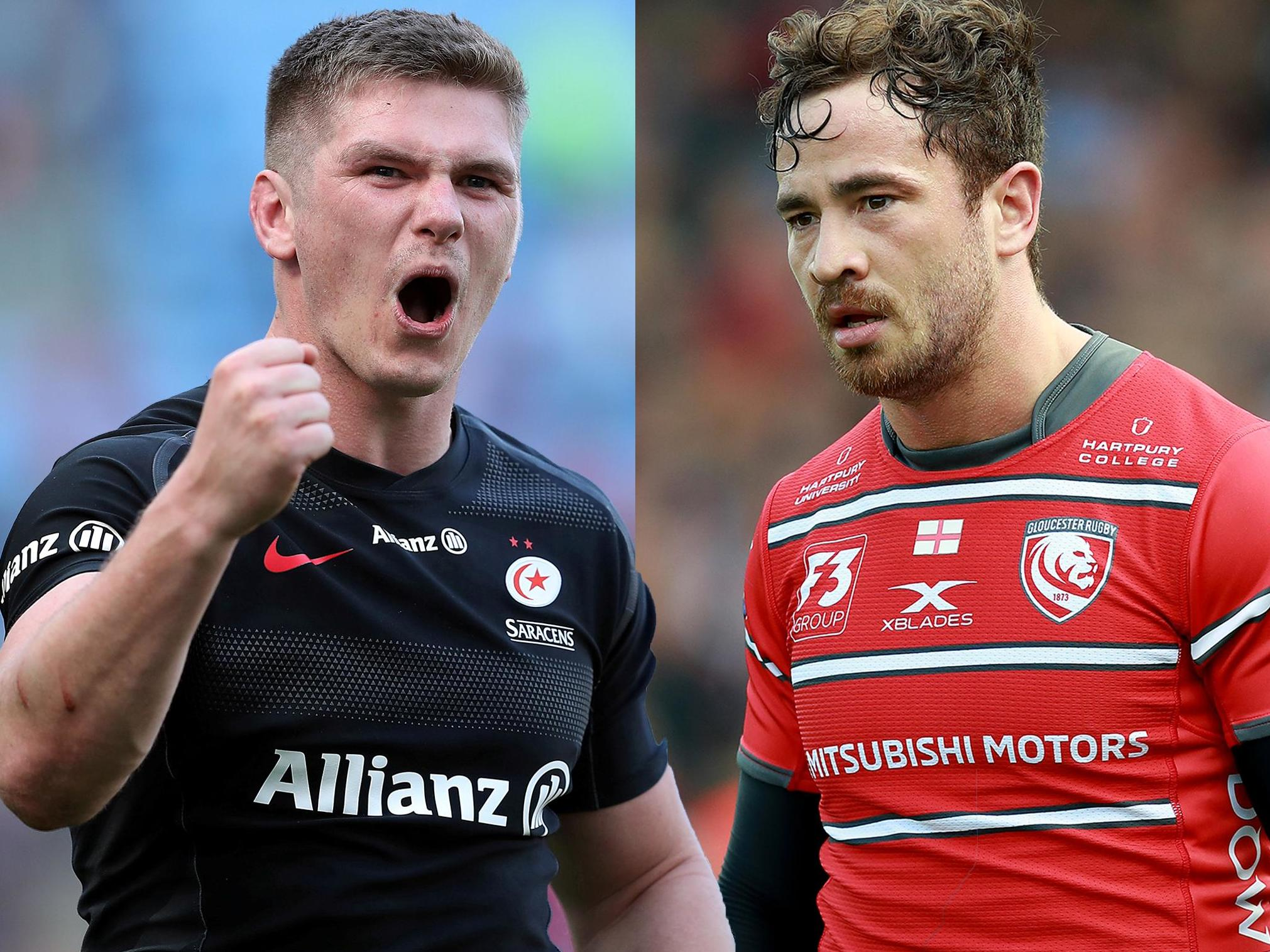 Saracens vs Gloucester: Forget Owen Farrell vs Danny Cipriani, the real semi-final battle comes up front
