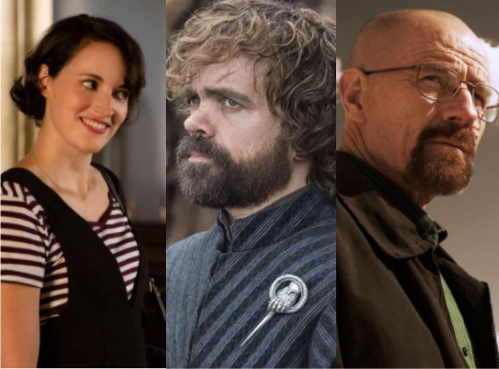 The finales of Fleabag, Game of Thrones and Breaking Bad were all met with varying responses from viewers