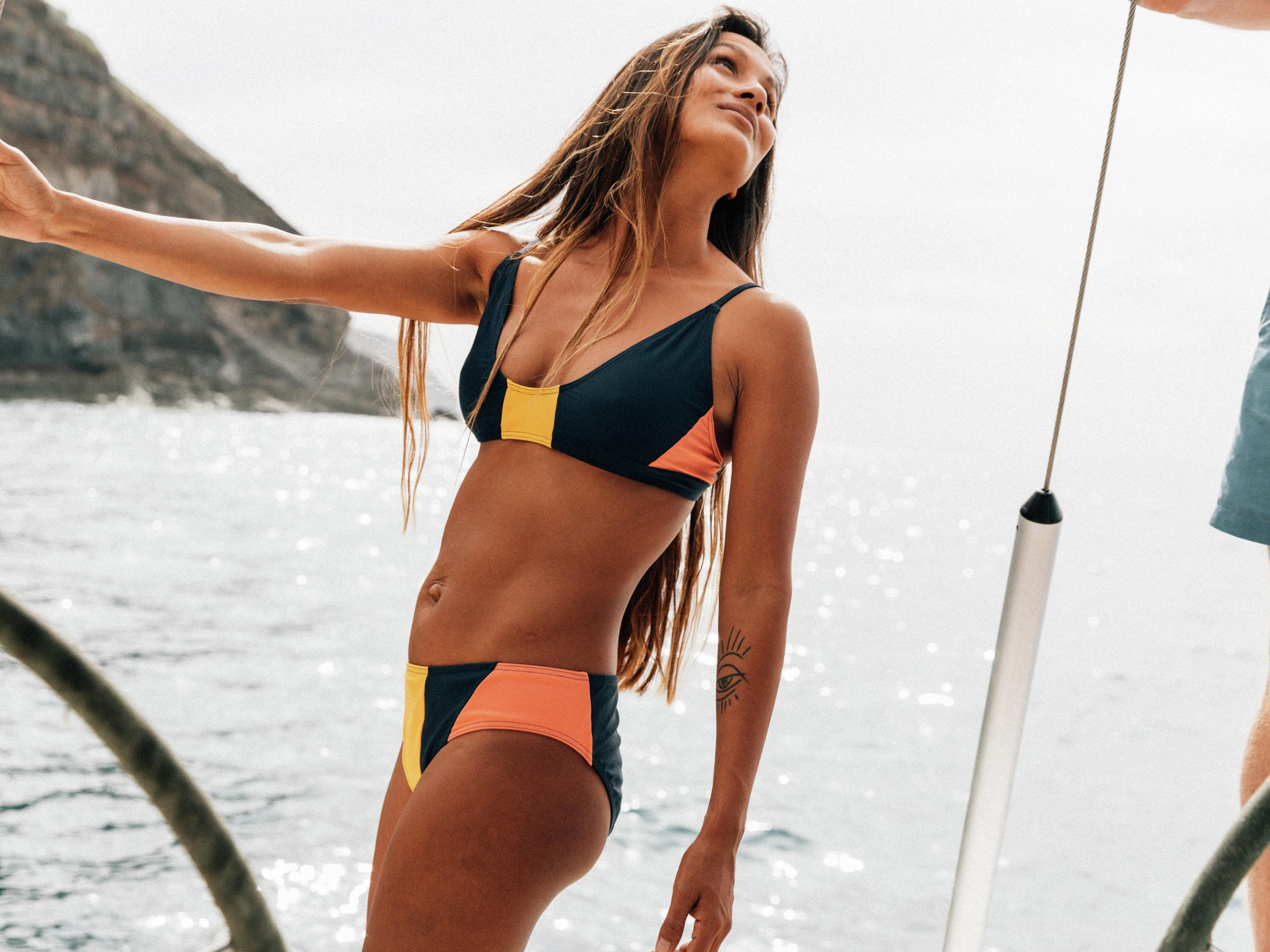 7dec01e1cc7a Best sustainable swimwear brands: Bikinis and swimsuits that are ethical as  well as fashionable