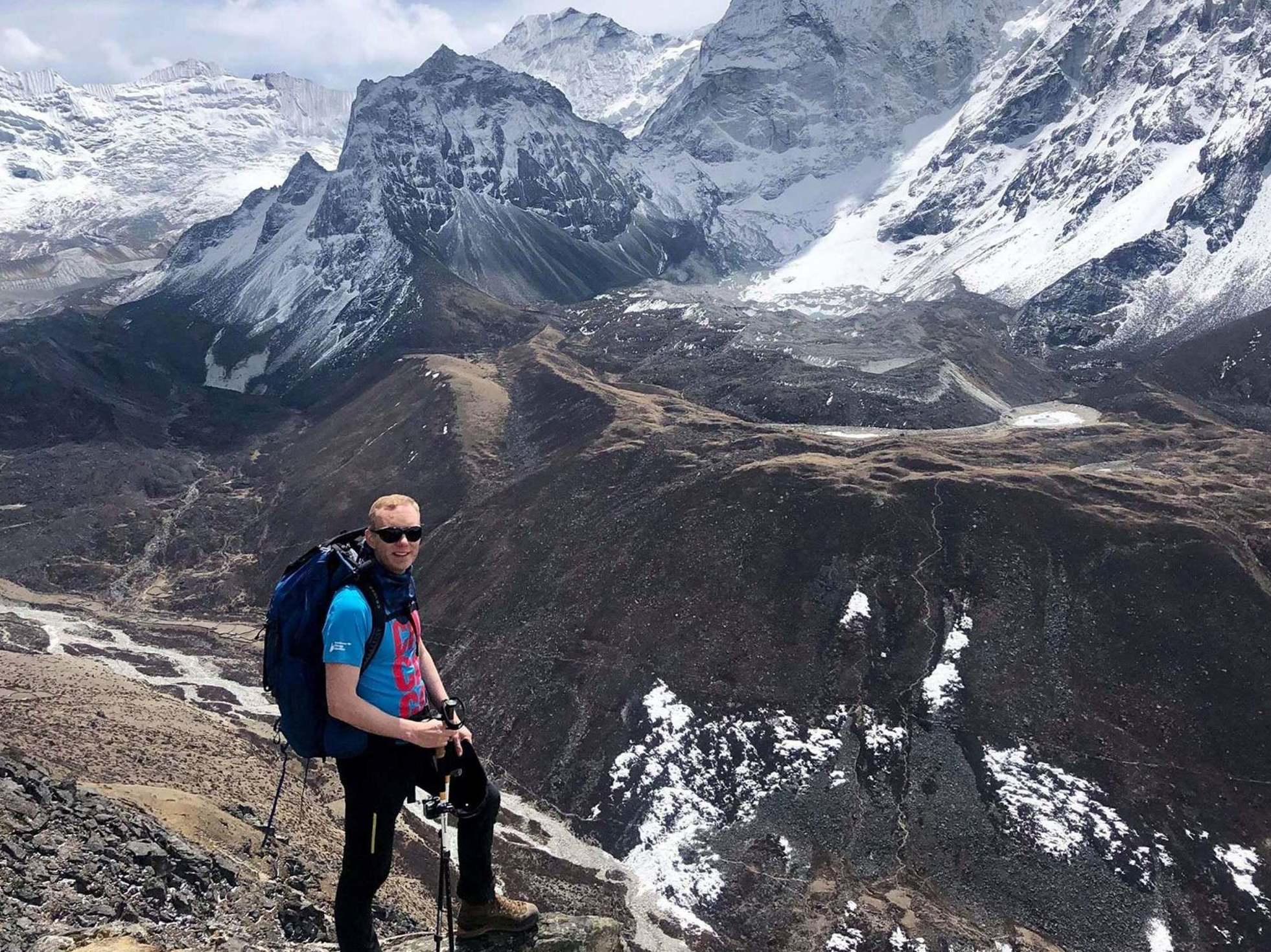 British man dies on Mount Everest as death toll of climbers in Nepal's Himalayas reaches 18