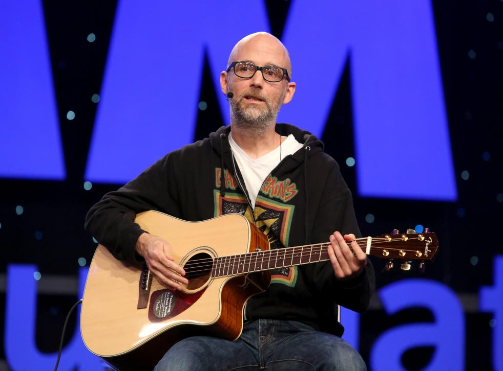 Moby has claimed Andre 3000 turned down his collaboration request