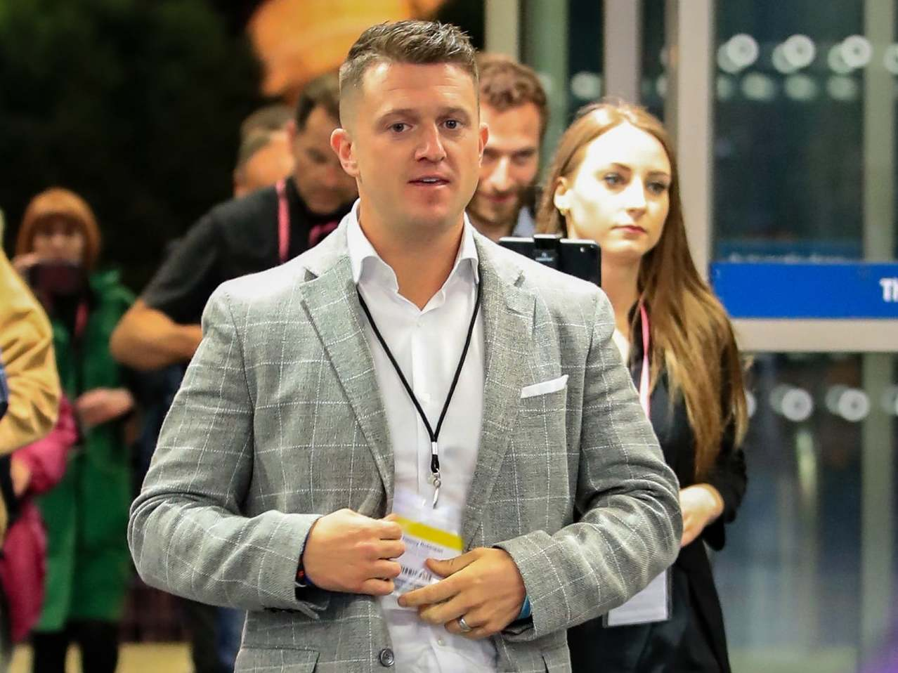 European election results: Tommy Robinson blames social media 'ban' for his crushing defeat in North West