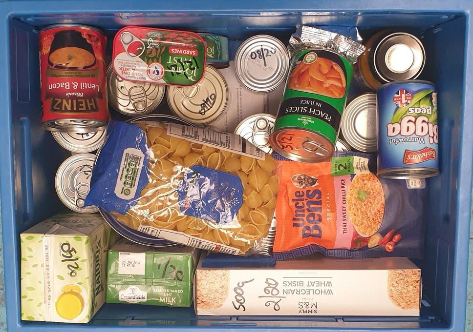 Edinburgh Food Bank Users On Brink Of Starvation As