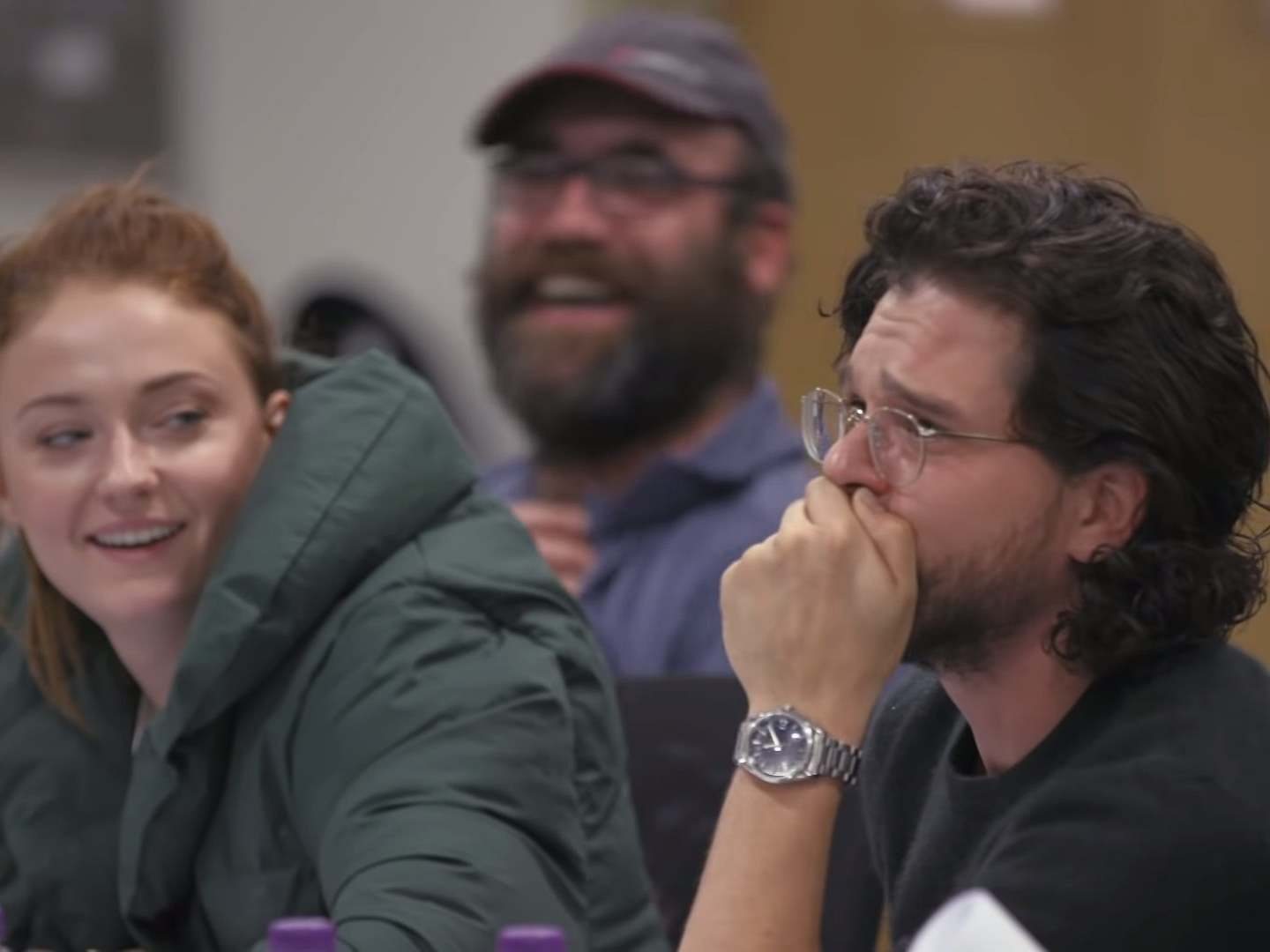 Game of Thrones: Kit Harington's emotional reaction to ending captured in Last Watch documentary