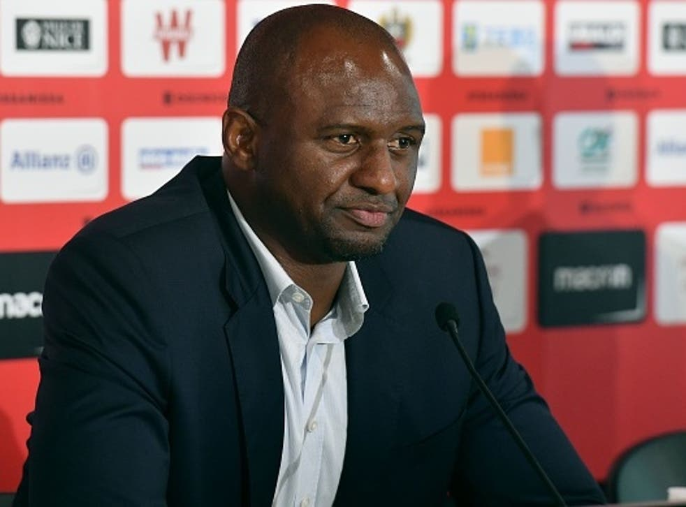 Arsenal News: Patrick Vieira Flattered By Arsene Wenger'S Future Gunners  Manager Comment | The Independent | The Independent