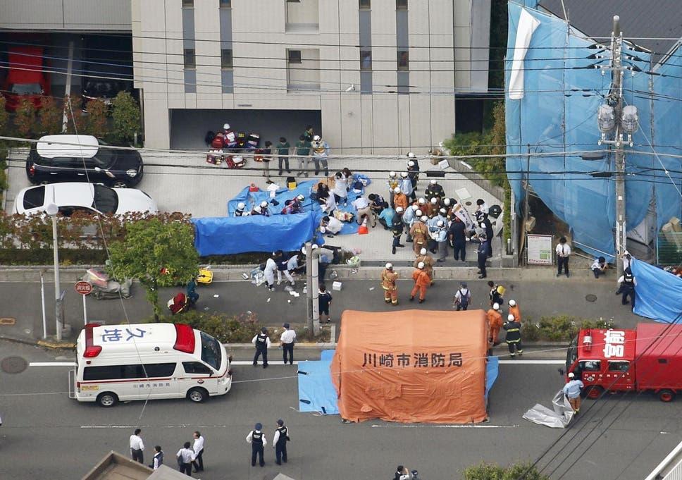 Ít nhất 16 người, trong đó có tám học sinh, được hiểu là đã bị đâm trong một sự cố ở Kawasaki