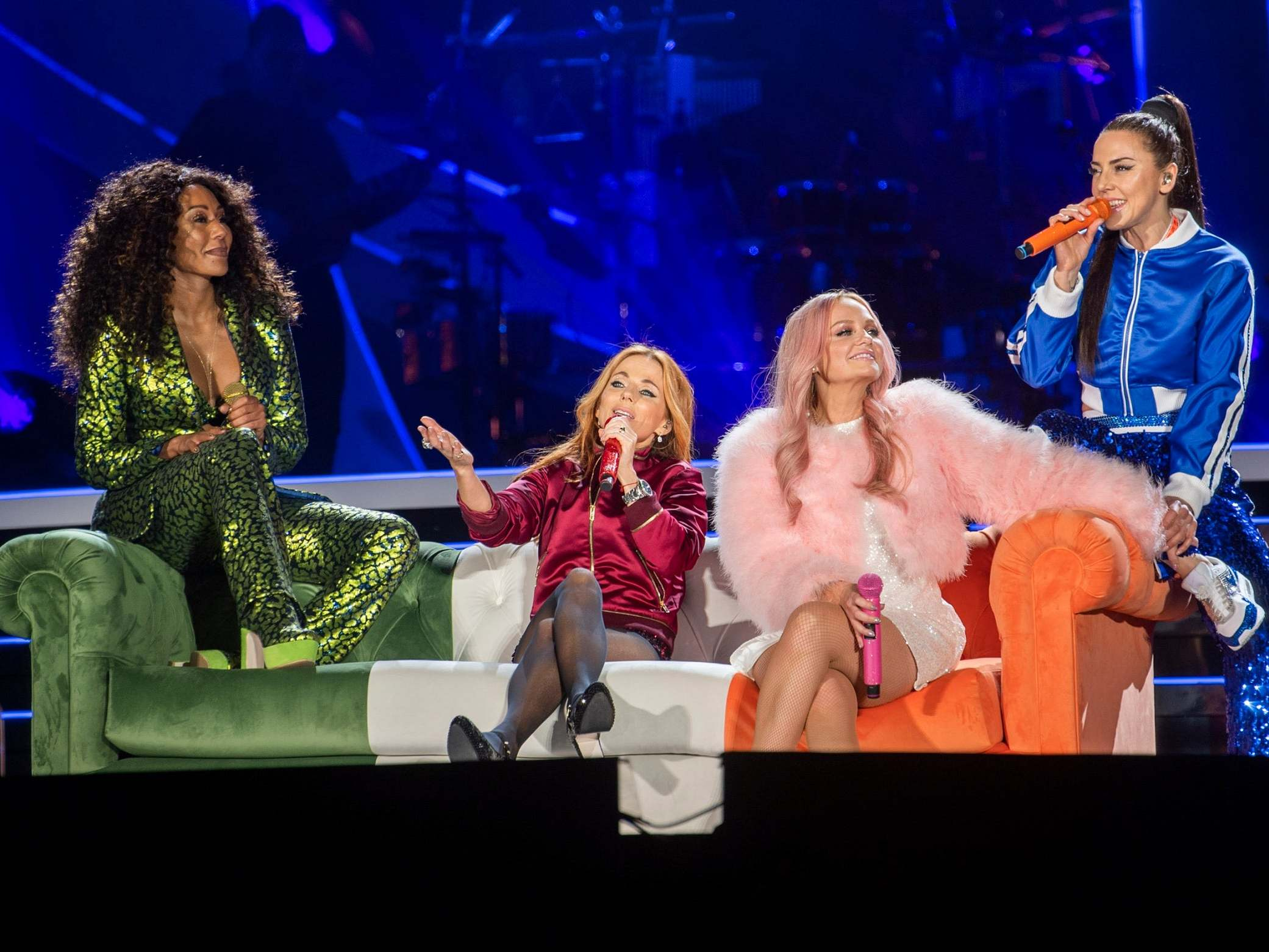 47f821a76aa Spice Girls fans demand refunds after sound problems continue on UK  comeback tour | The Independent