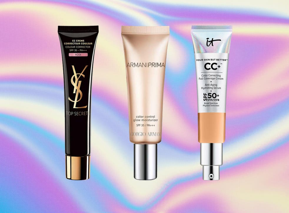 While BB creams offer a little coverage plus skincare benefits, CC creams are specifically designed to temporarily neutralise redness and increase radiance