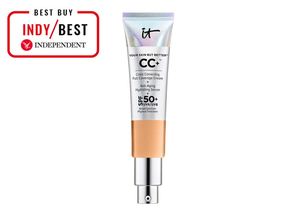 Best Cc Cream That Helps Conceal Colour Correct And Reduce Redness With Light Coverage The Independent