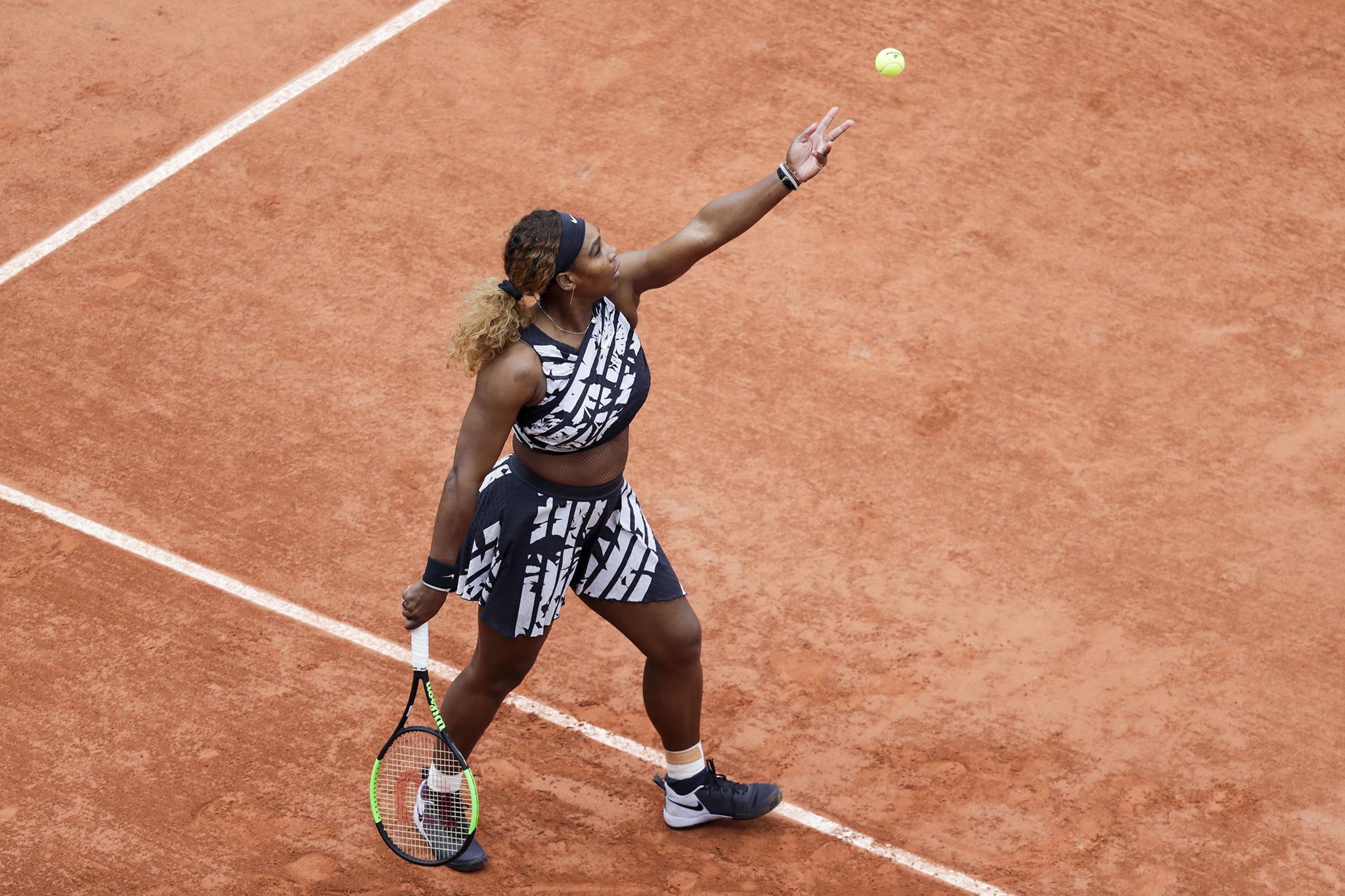 Serena Williams net worth: Tennis player makes Forbes' richest self