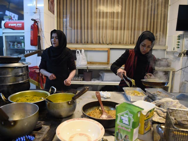 As the US draws closer to a deal with the Taliban, Afhgan women fear for their hard-won progress