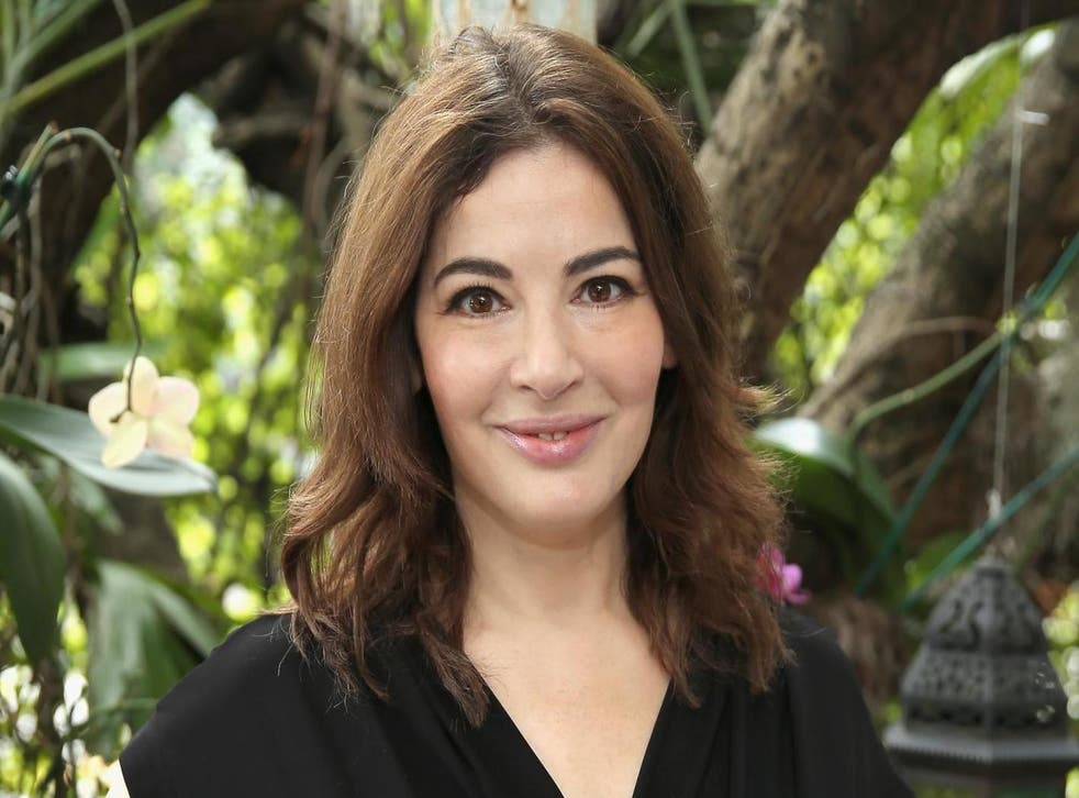 Chef Nigella Lawson attends a Brunch Hosted By Nigella Lawson during 2016 Food Network & Cooking Channel South Beach Wine & Food Festival